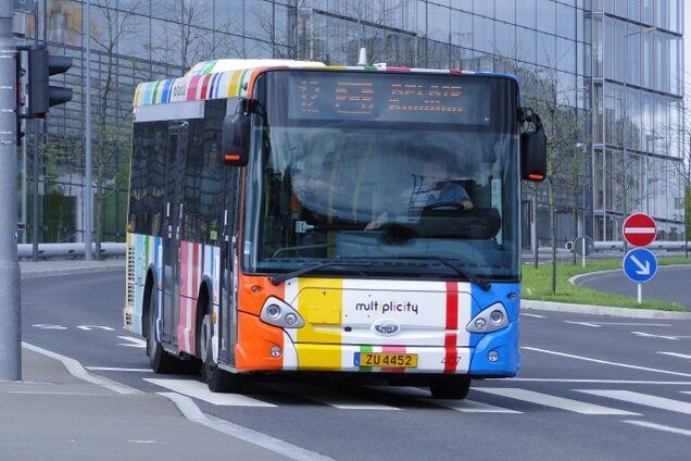Общественный транспорт в Люксембурге
