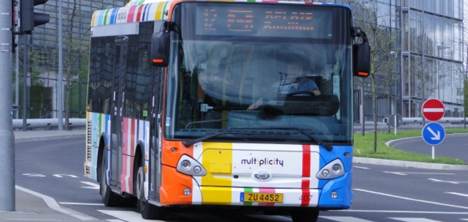 Люксембург першим у світі зробив повністю безкоштовним громадський транспорт
