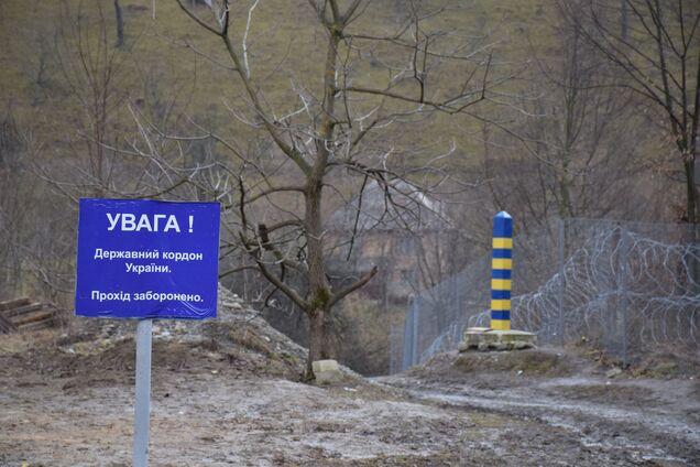"""Пьяные контрабандисты пытались """"прорваться"""" на границе с Венгрией"""