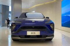 В Китае началось производство мощного электрокроссовера NIO