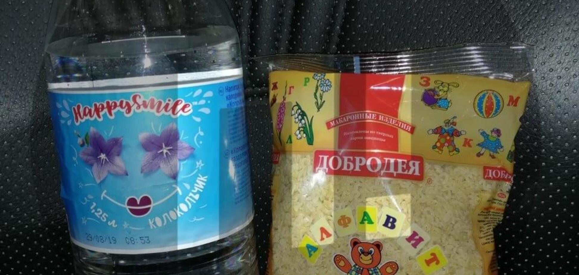 Школьников-отличников наградили за успехи просроченным лимонадом. Фото