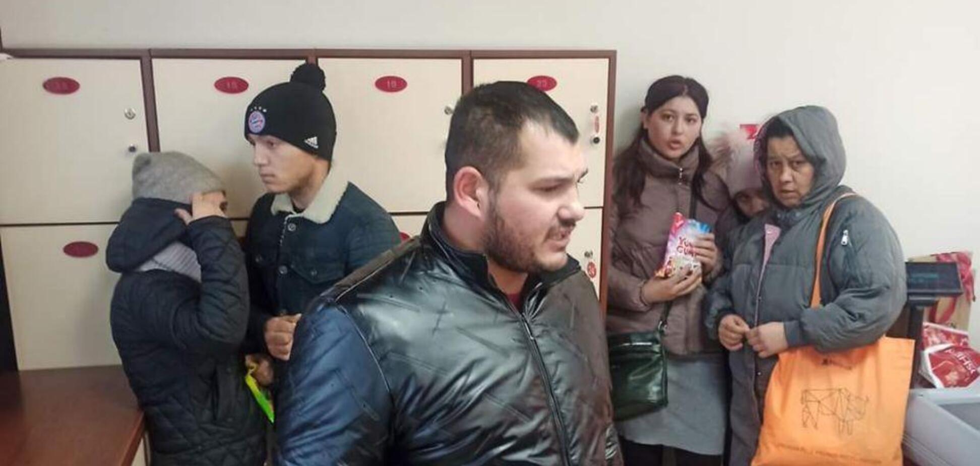 У Києві на вокзалі зловили банду ромів-грабіжників