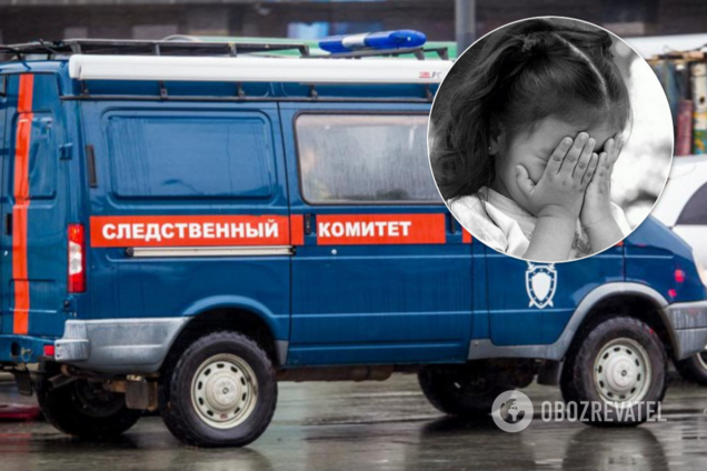 У Росії чоловік убив 4-річну дочку і наклав на себе руки (ілюстрація)