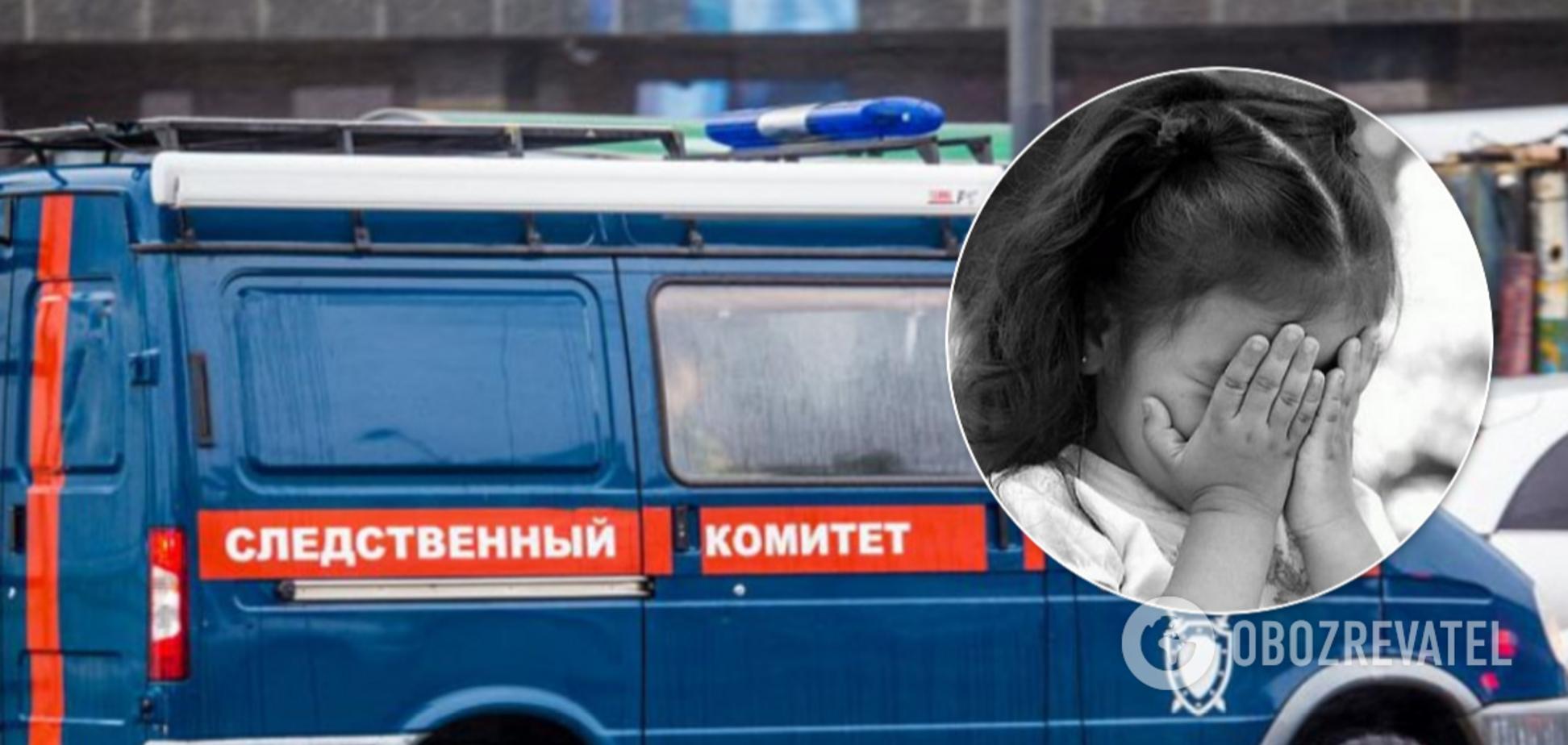 У Росії чоловік убив 4-річну дочку і наклав на себе руки