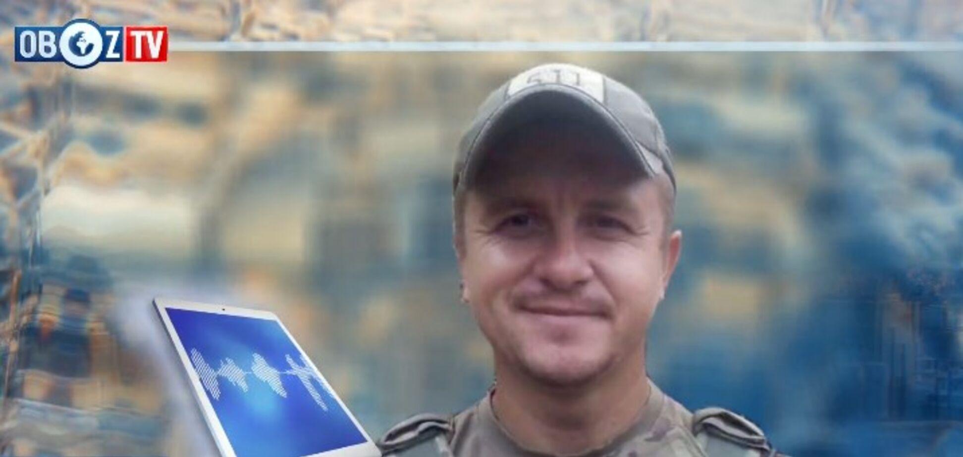 Силовое возвращение Донбасса сейчас невозможно – боец ООС