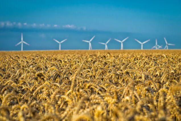 Возобновляемая энергетика в Украине