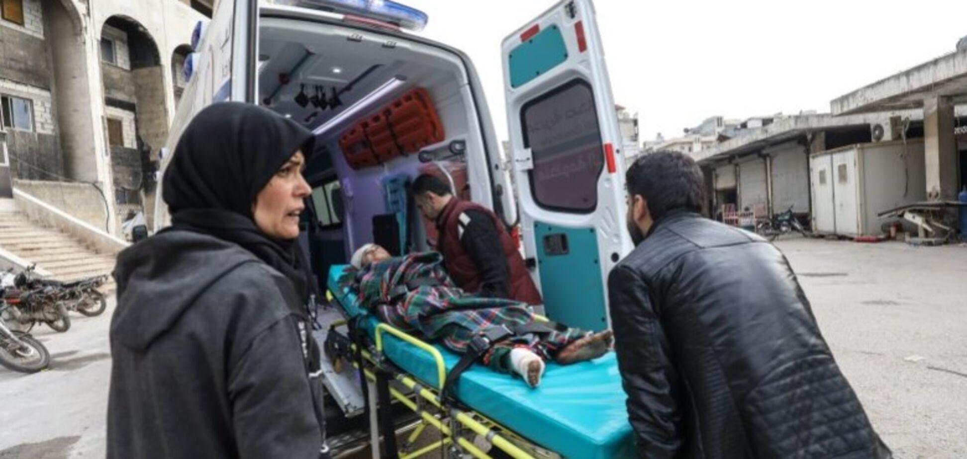 Сирия атаковала турецкие войска в Идлибе и получила ответ: фото и видео ударов
