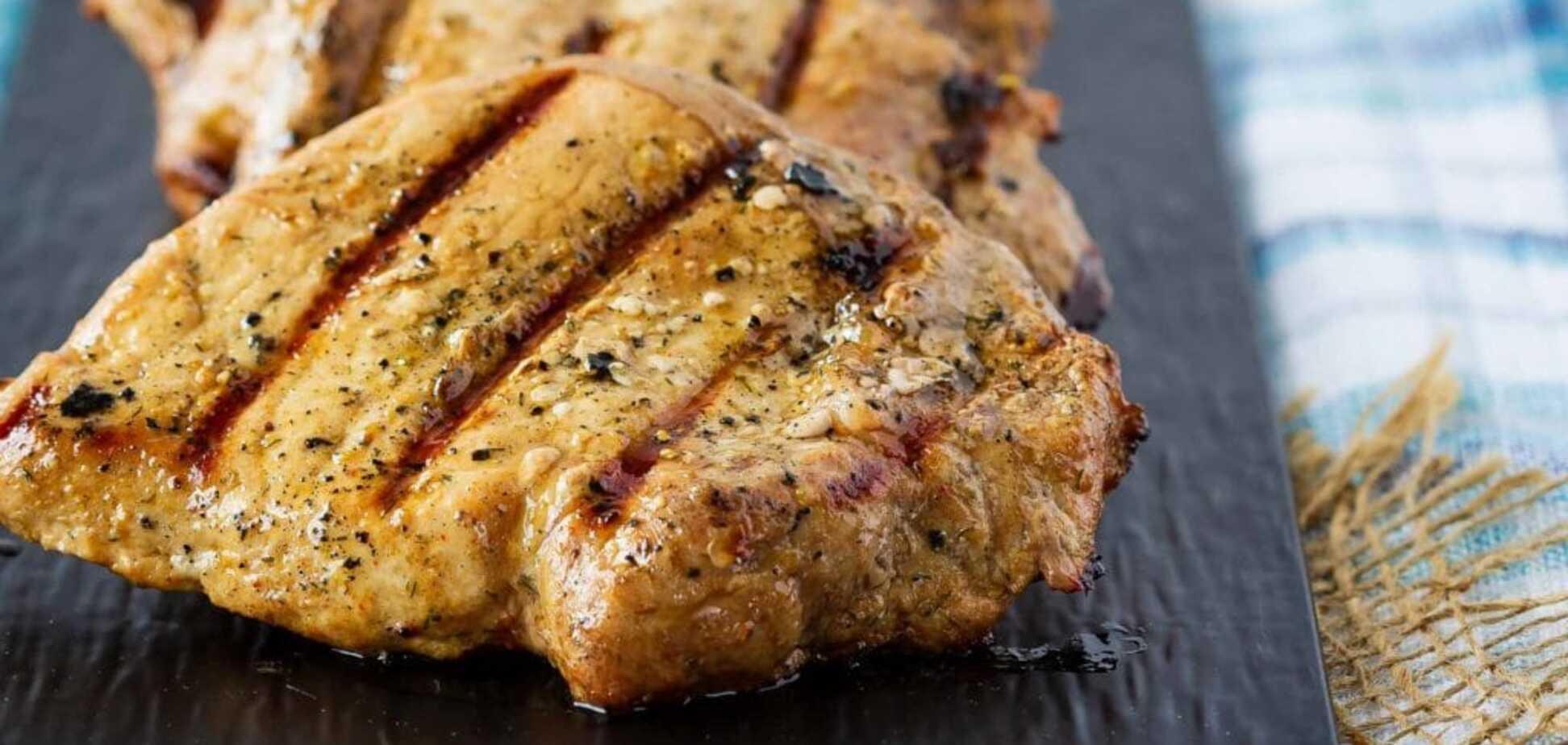 Рецепт найбільш вдалого маринаду для м'яса