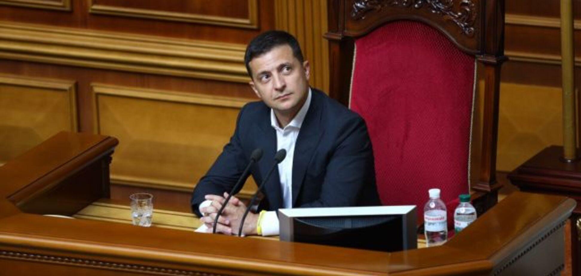 Зеленский срочно созвал внеочередное заседание Рады: всплыла причина