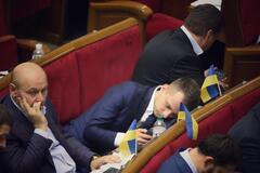 Новая Рада в 'турборежиме' приняла меньше законов, чем предыдущая