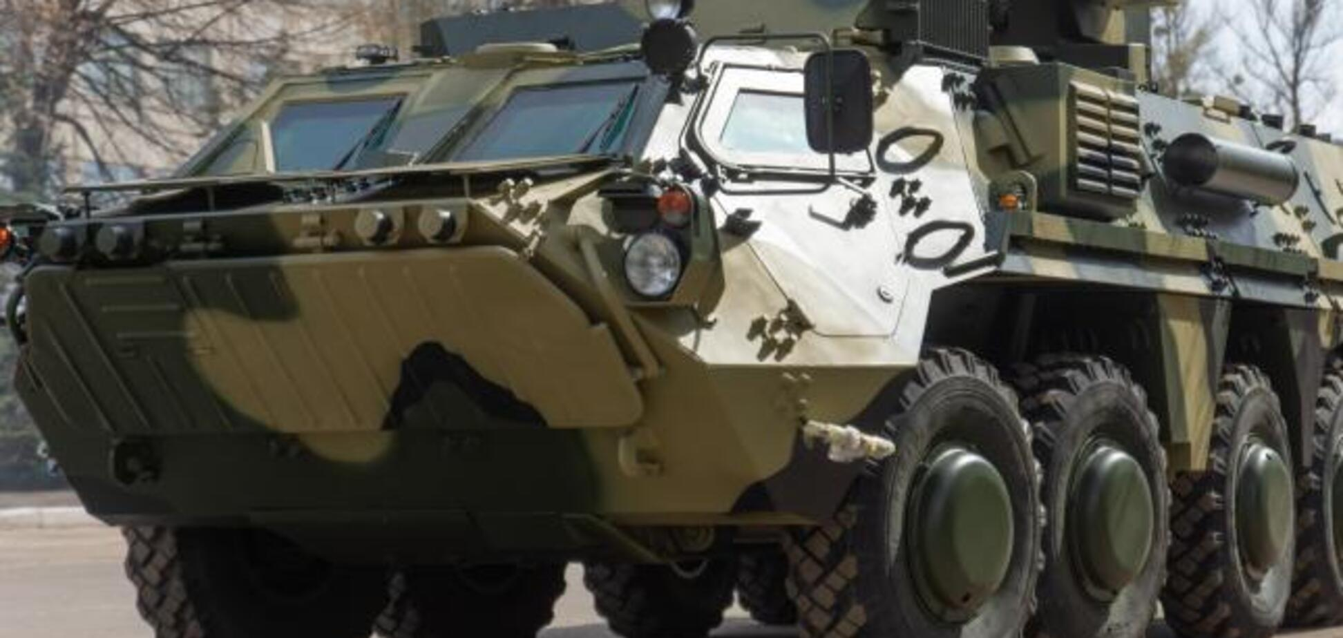 У Запоріжжі верхівка поліції провернула хитру аферу з колесами для БТР