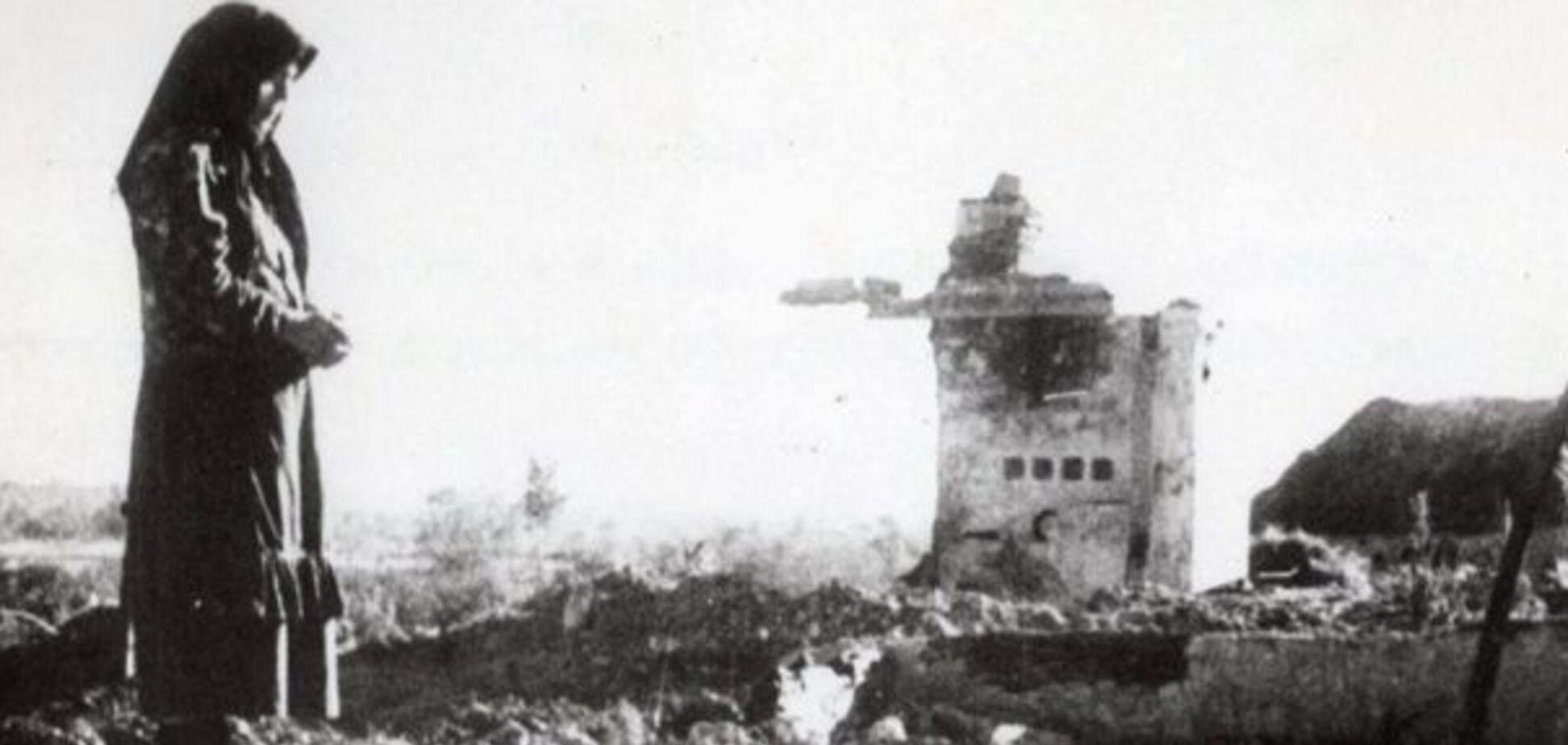 Корюківська трагедія: 77 років тому нацисти стратили 7000 мирних українців