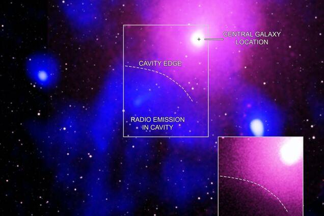 Ученые зафиксировали мощнейший взрыв во Вселенной