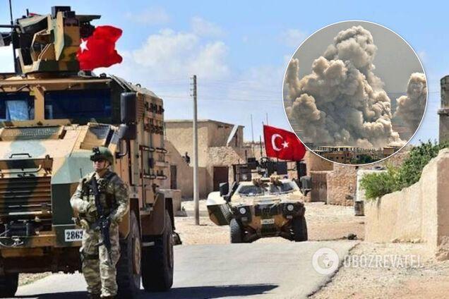 Турция показала видео мощных ударов по армии Путина и Асада в Сирии
