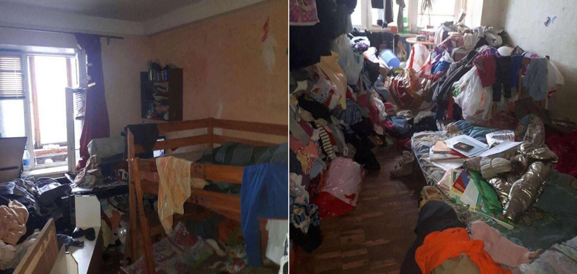 У Києві поліцейських шокувала моторошна історія з маленькими дітьми