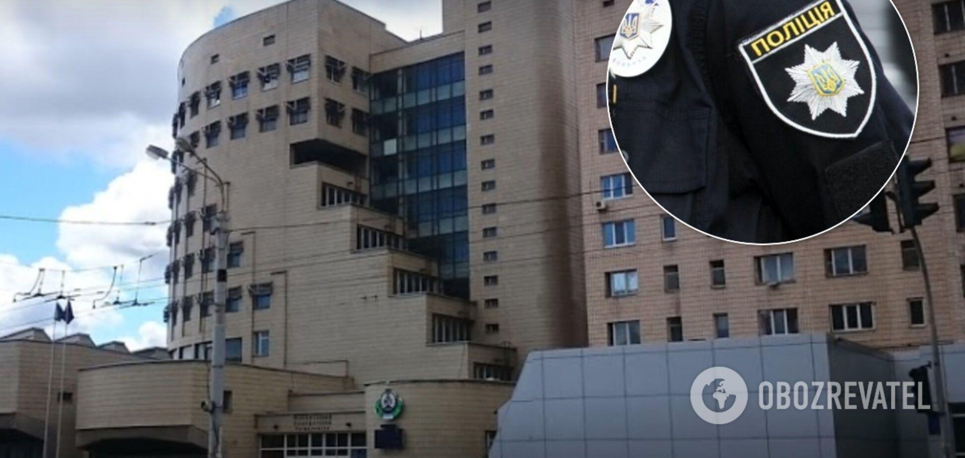У Києві під університетом знайшли тіло людини
