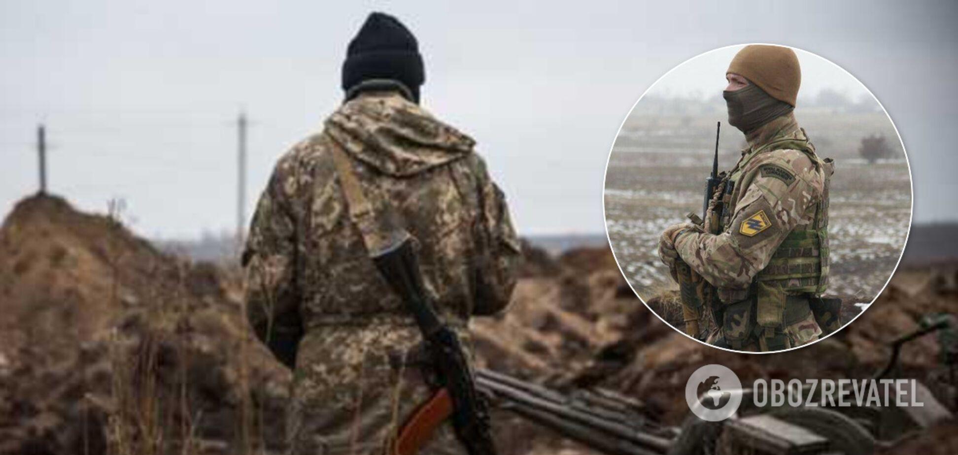 Російські окупанти заявили про атаку ЗСУ на Донбасі і зганьбилися фейком