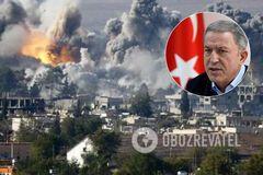 Туреччина повідомила подробиці страшного удару по військах Путіна і Асада