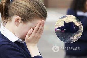 На Одещині 12-річна дівчинка жорстоко познущалася над школяркою і записала відео