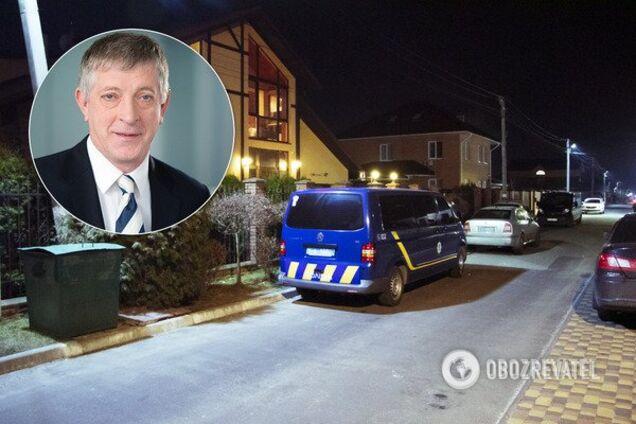 Вбивство Сергія Старицького