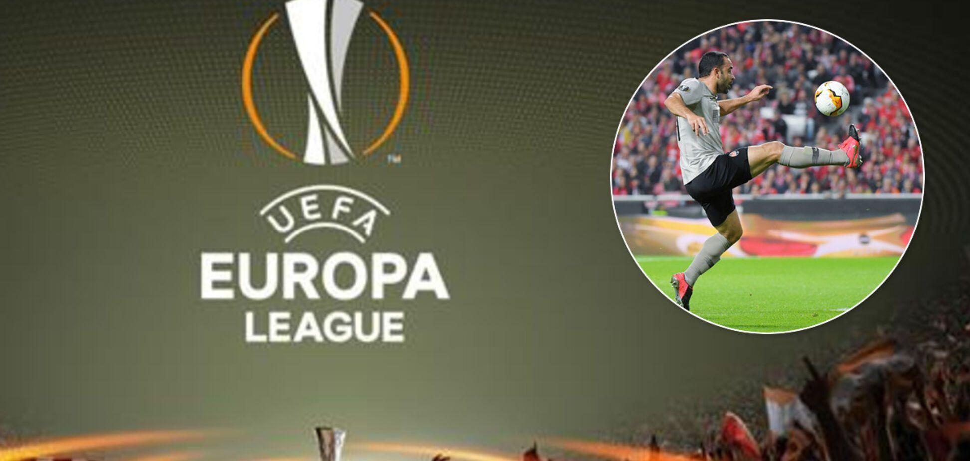 Где и когда смотреть жеребьевку 1/8 финала Лиги Европы: расписание трансляций