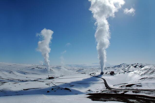 Геотермальні джерела енергії