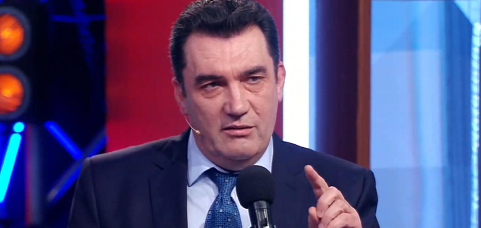Секретар РНБО Данілов: коронавірус не омине Україну