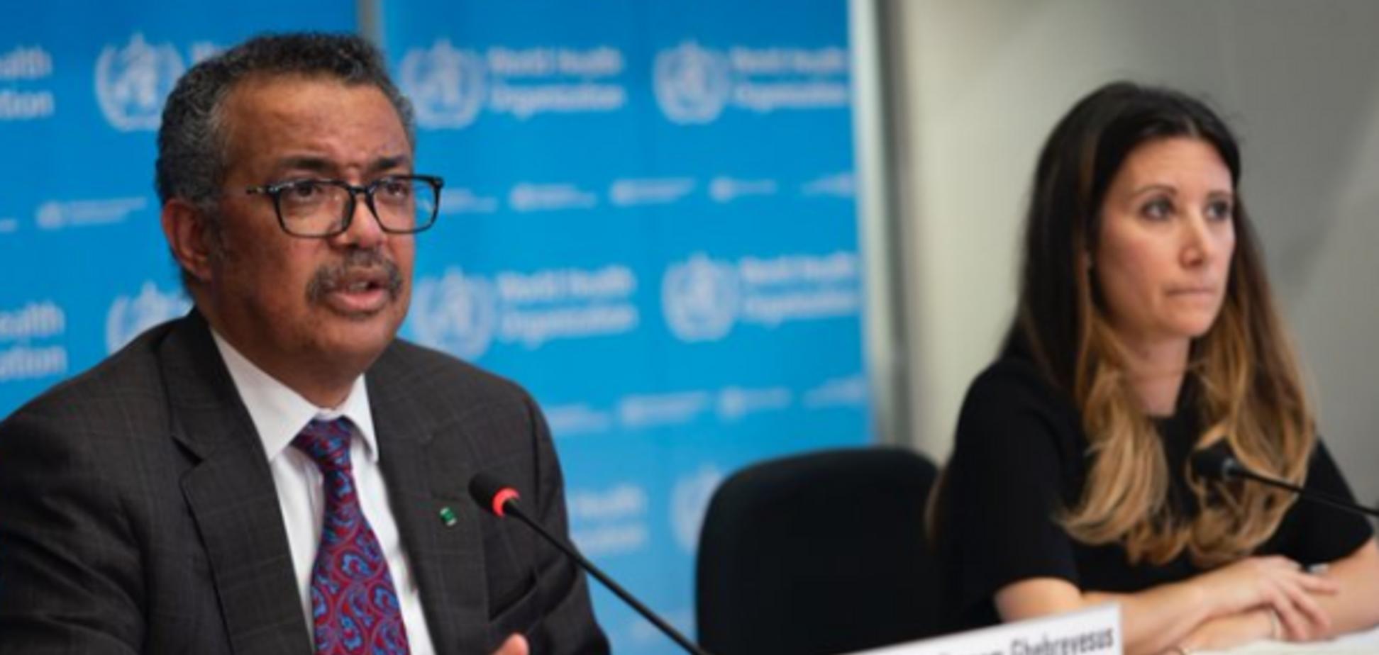 У ВООЗ заявили про розробку 20 вакцин від коронавірусу