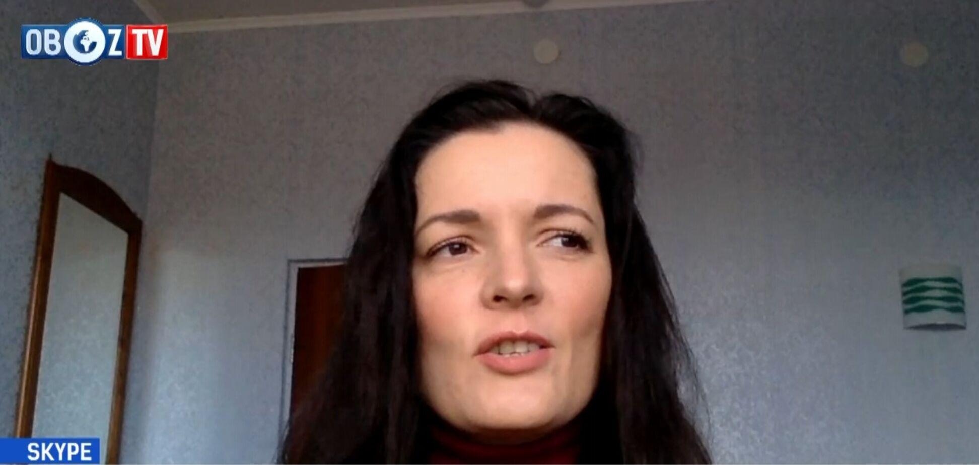 'У нее не обязательно коронавирус': Зоряна Скалецкая