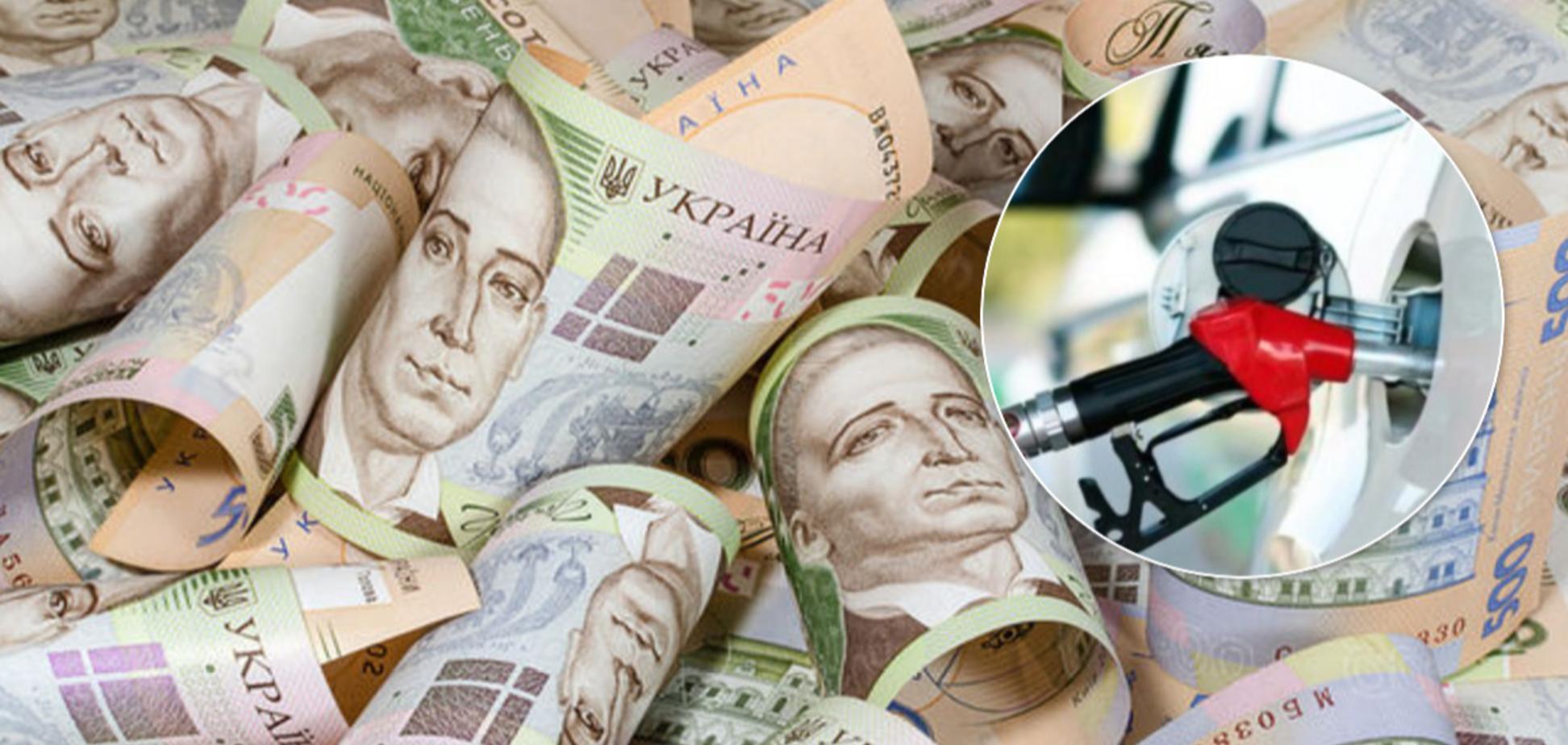 Тіньовий ринок палива приніс Україні 25 млрд збитку за 2 роки