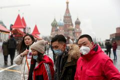 У Росії влаштували таємний рейд на китайців через коронавируса