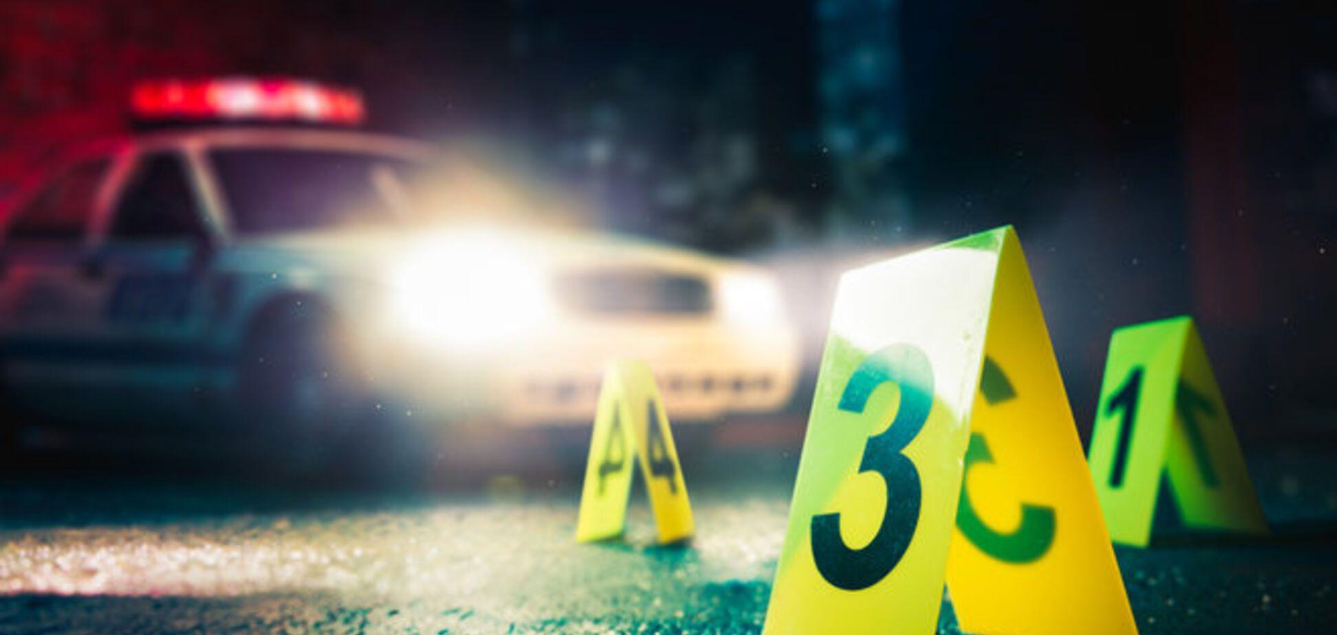 У Броварах чоловік вистрелив іншому в обличчя і втік