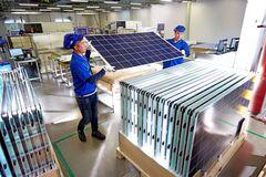 У Китаї почали випуск надпотужних сонячних панелей нового типу