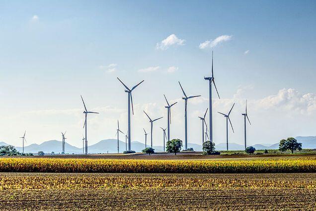 Вітрогенератори в Європі