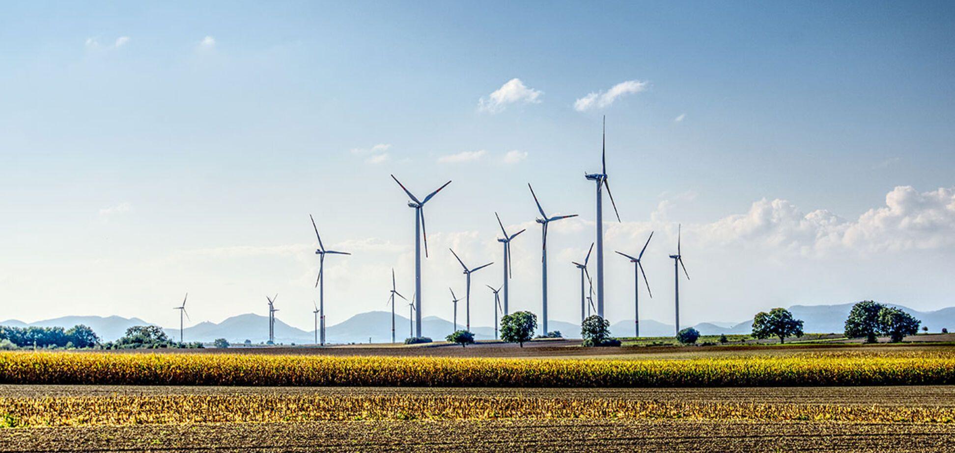 Європа встановила вражаючий рекорд в 'зеленій' енергетиці