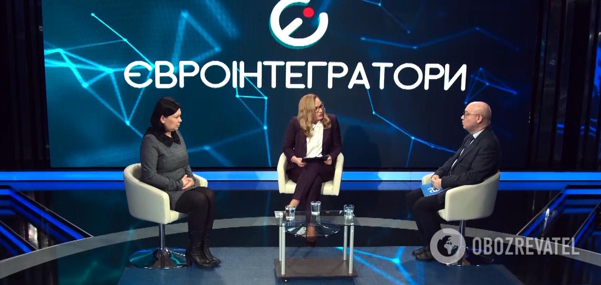 Пабло Матеу та Наталія Іщенко про роботу ООН на Донбасі