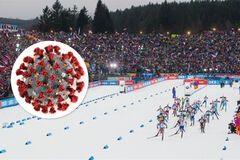 Коронавирус и Кубок мира по биатлону
