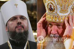 В России заистерили из-за возможной встречи Кирилла и Епифания: Константинополь молчит