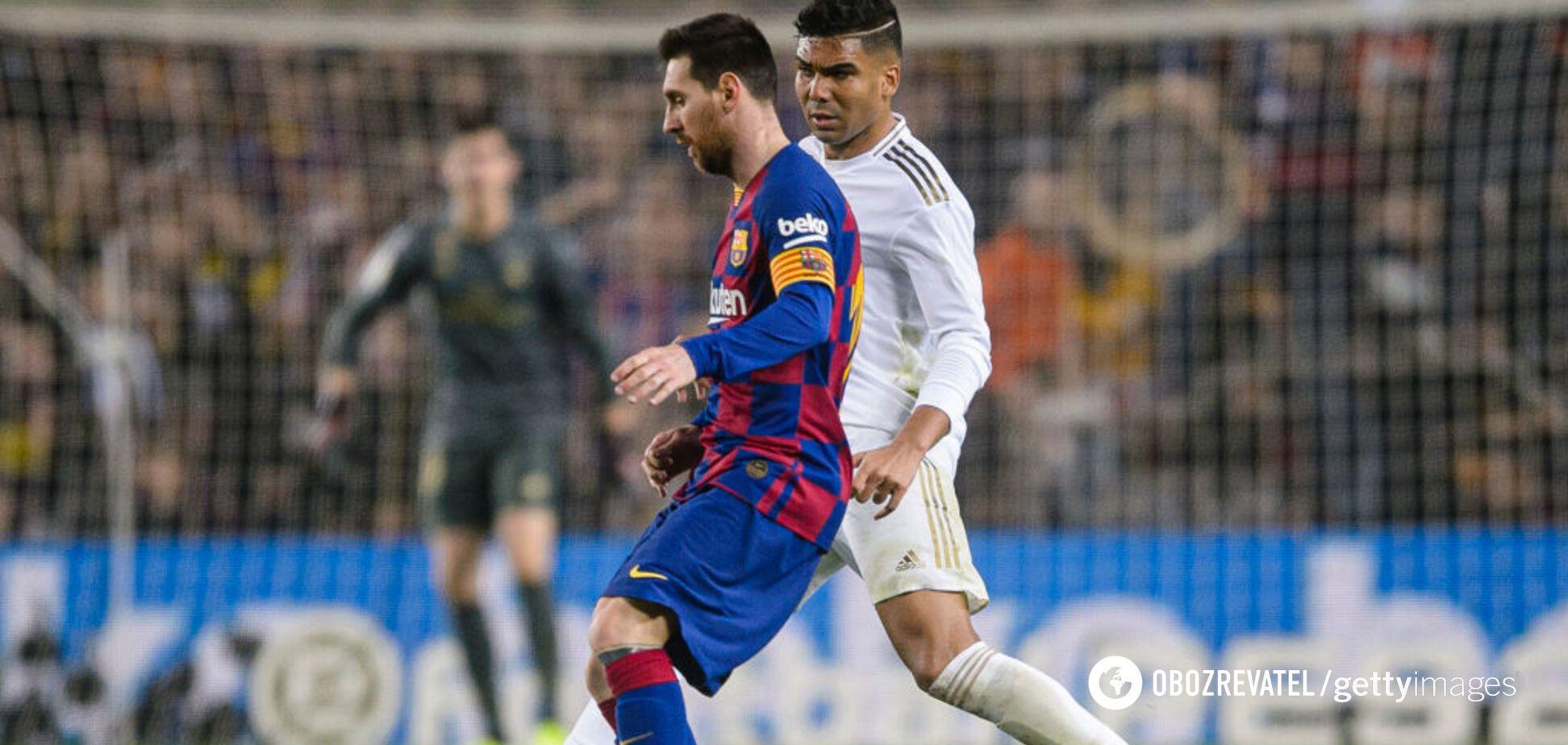 Реал - Барселона: де дивитися онлайн Ель-Класико