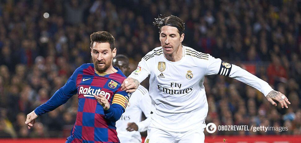Рахунок відкрито! Реал – Барселона: дивитися онлайн Ель-Класико
