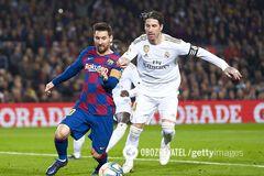 Счет открыт! Реал – Барселона: смотреть онлайн Эль-Класико