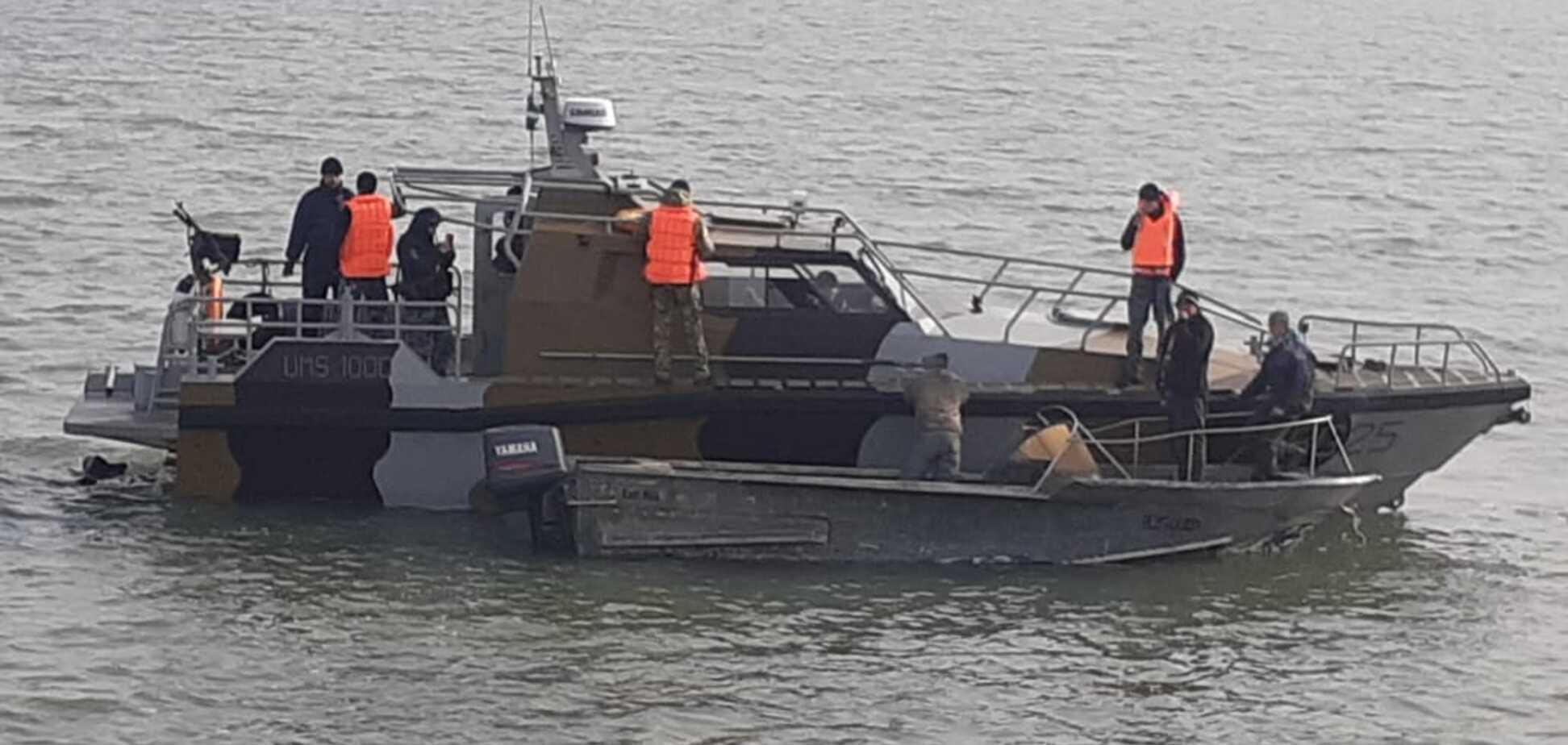 Задержанные Россией рыбаки вернулись в Украину. Фото и видео