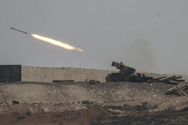 В Сирии с новой силой разгорелись бои с турками