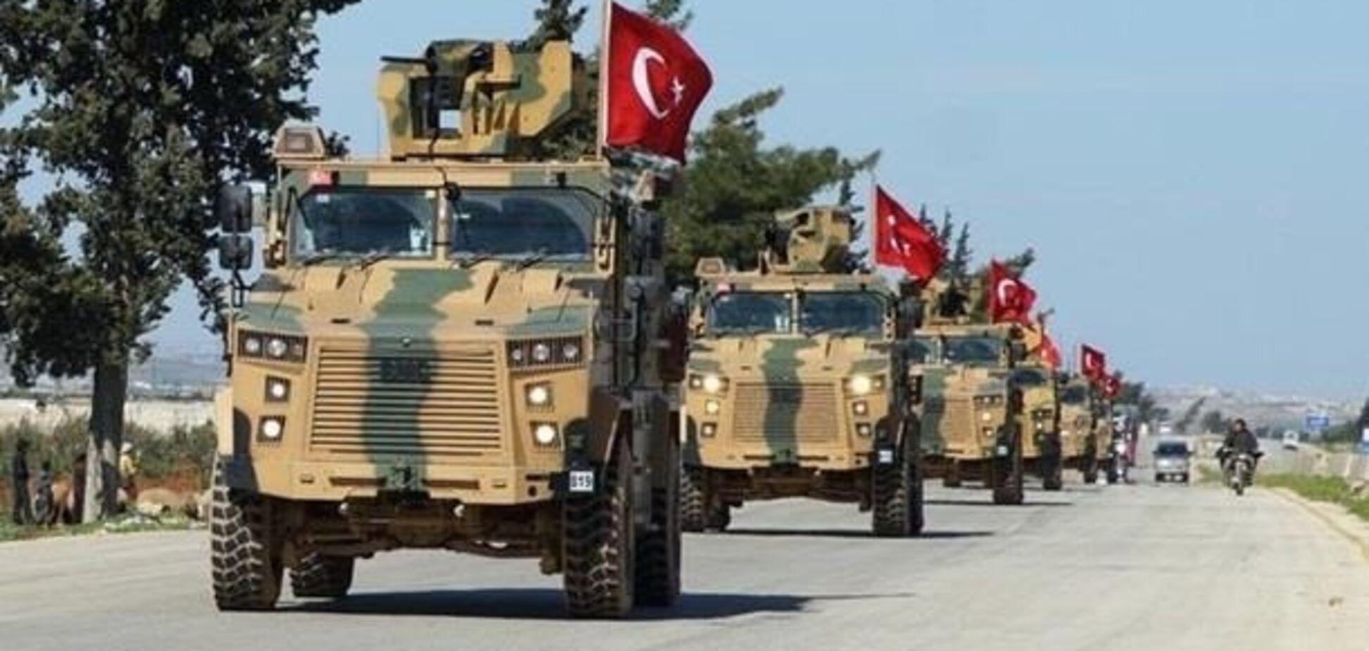 Турция разрывает в клочья войска режимов Асада и России