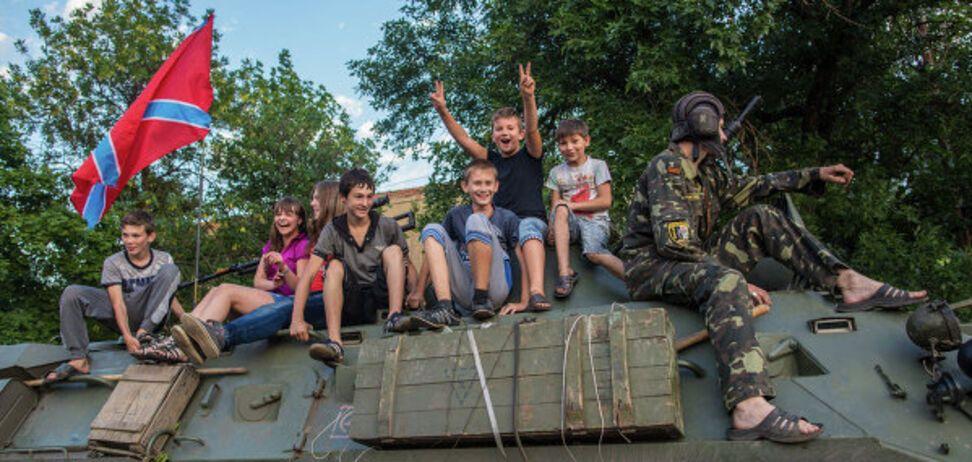 Военные РФ привлекали несовершеннолетних к войне на Донбассе: Офис генпрокурора открыл производство
