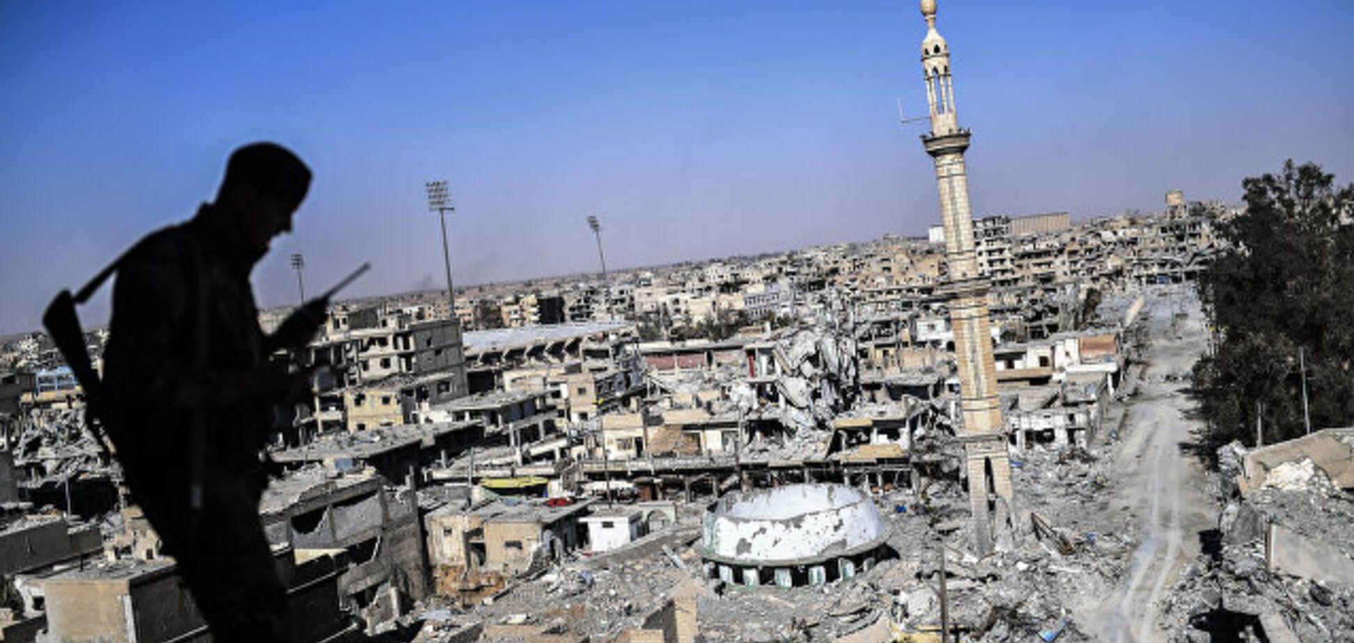 Россия отказаласьгарантировать безопасность полетов турков над Сирией