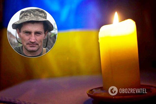 На Луганщині попрощались з воїном ЗСУ Володимиром Федченком