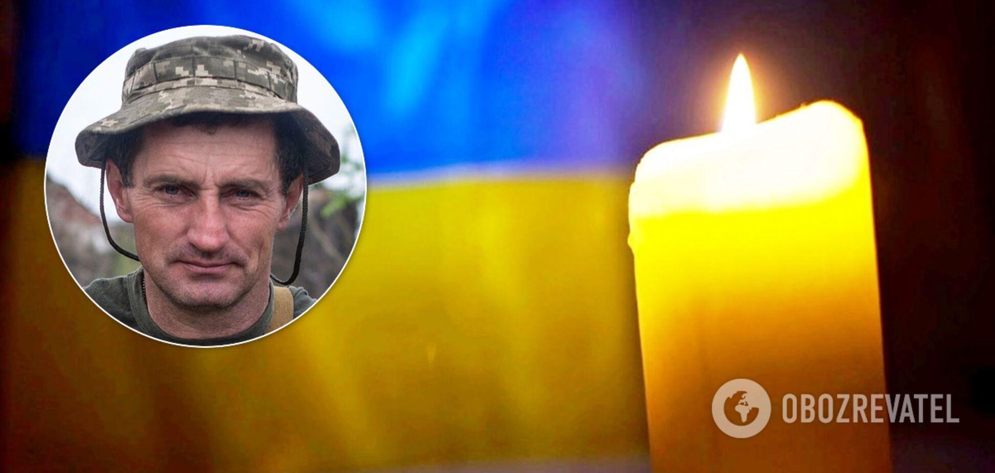 На Луганщині попрощались з воїном ВСУ Володимиром Федченко