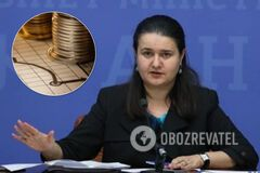Маркарова отчиталась, на сколько в феврале выполнили бюджет Украины