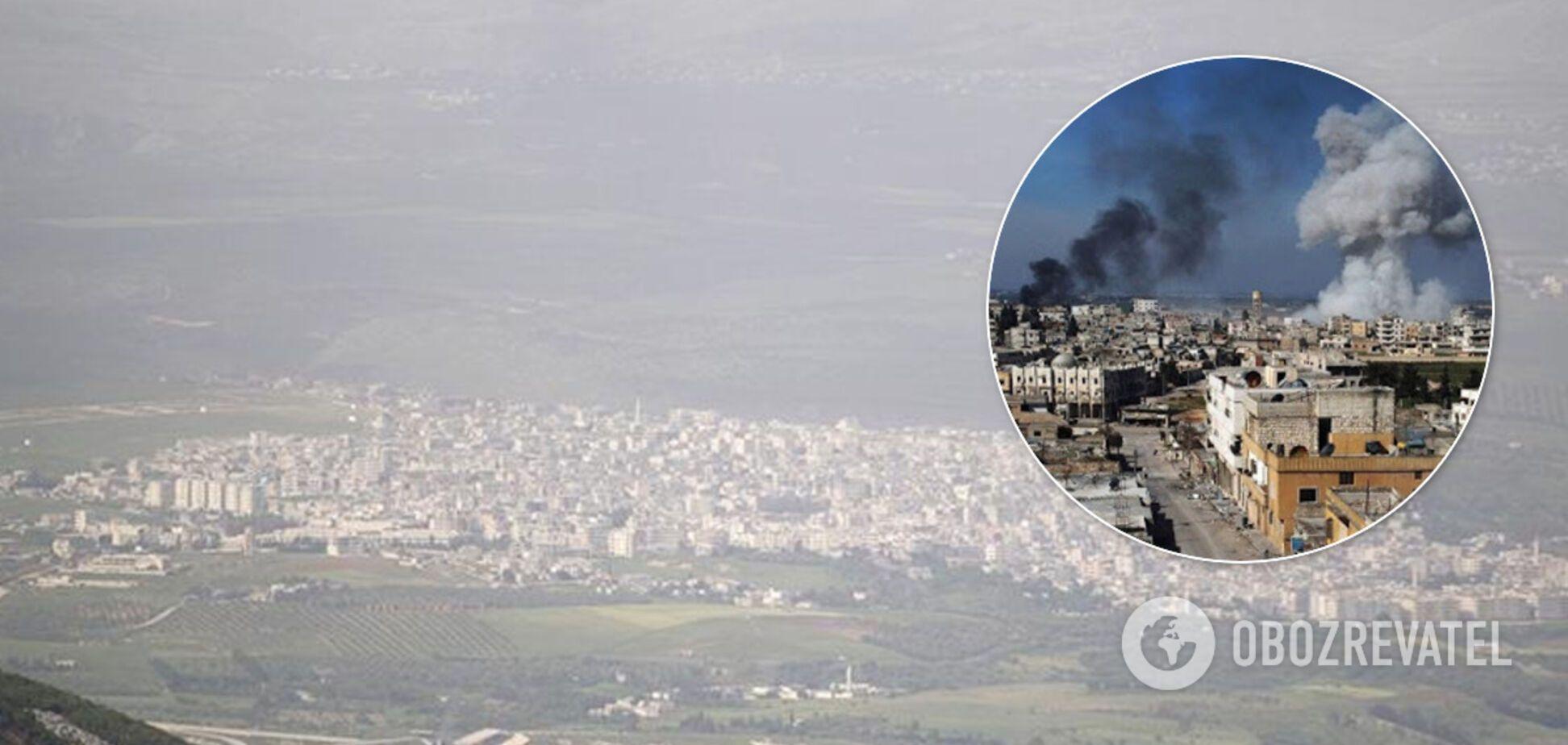 Сирия официально пригрозила сбивать все самолеты и закрыла небо